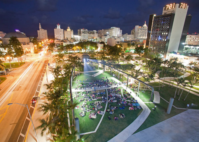 City of Miami Beach Art in Public Places Program to Unveil Permanent Audio/Video Installation Sonic Dreamscapes by Bill Fontana
