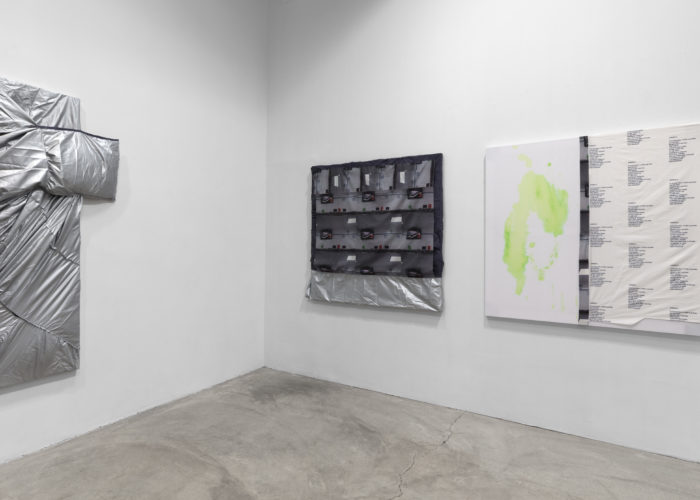 Laura Hunt at Paula Cooper Gallery