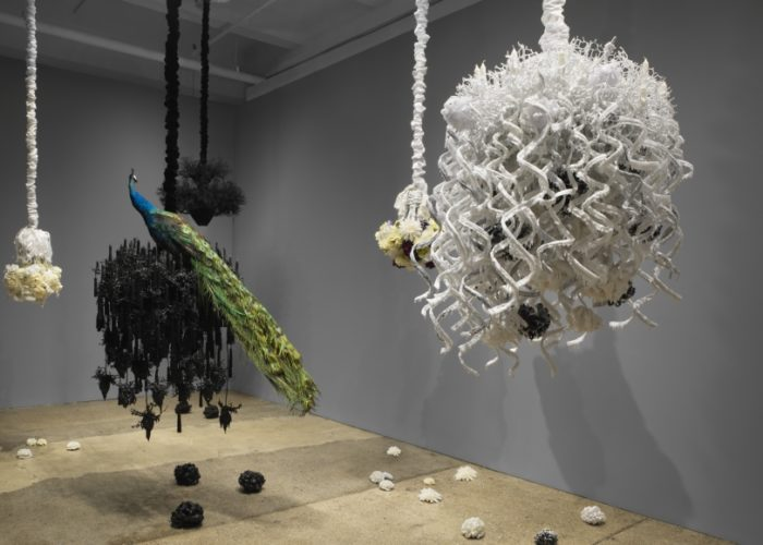 """Galerie Lelong & Co. Presents """"Having Gone I Will Return"""" by Petah Coyne"""
