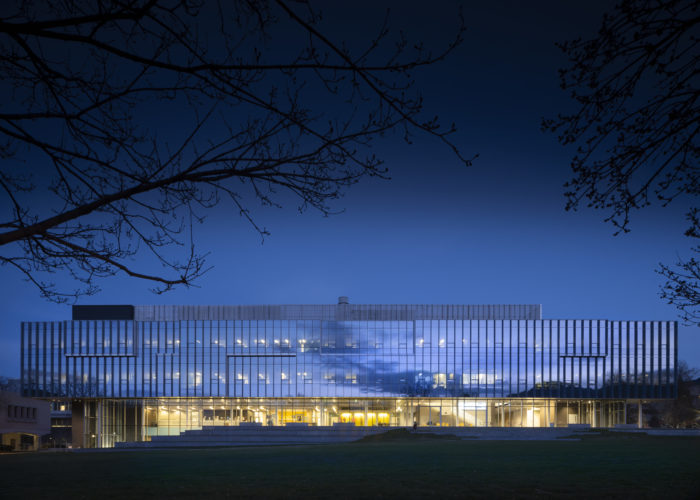 Bohlin Cywinski Jackson Completes Colorado School of Mines, Coorstek Center
