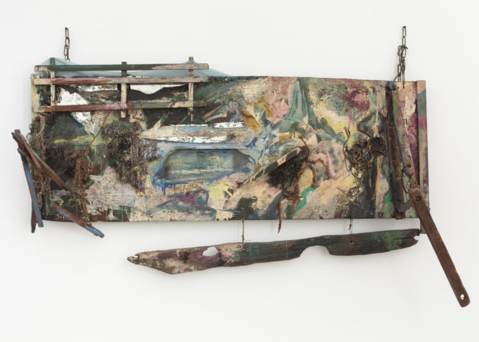 Galerie Lelong & Co., New York Presents Carolee Schneemann Solo Booth at ADAA: The Art Show