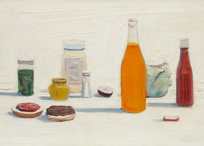 Acquavella Galleries Presents Solo Wayne Thiebaud Booth  at Frieze LA 2019