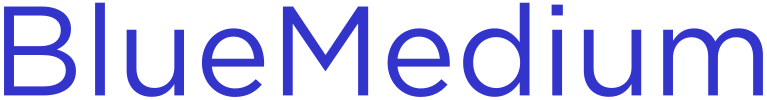 BlueMedium Logo