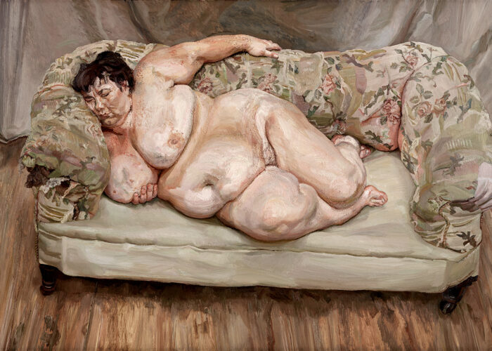 Acquavella Galleries presents Lucian Freud: Monumental