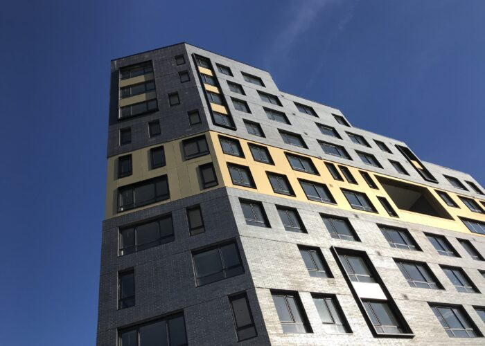 Magnusson Architecture & Planning Completes Affordable Housing Residential Development MLK Plaza