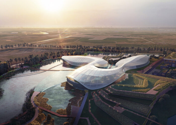 Ennead Architects Wins International Competition to Design The Shanghai Estuary Chinese Sturgeon Nature Preserve