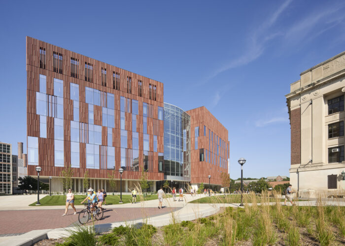 University of Michigan's Biological Sciences Building by Ennead Architects and SmithGroup Celebrates Grand Opening