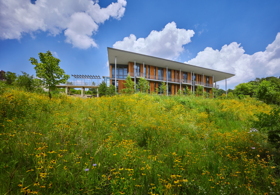 Frick Environmental Center Honored by AIA Committee on the Environment