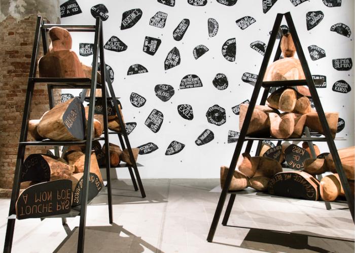 Galerie Lelong & Co. Presents Barthélémy Toguo