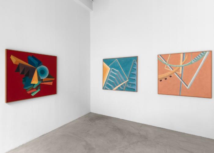 Leonard Contino at Paula Cooper Gallery