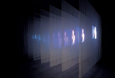 The Fabric Workshop and Museum Presents Bill Viola: The Veiling