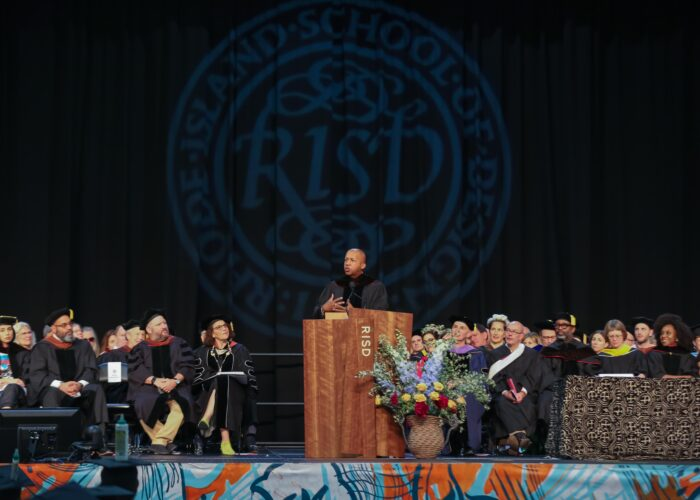 Bryan Stevenson, Calls on RISD Graduates to Change the World at 2019 Commencement