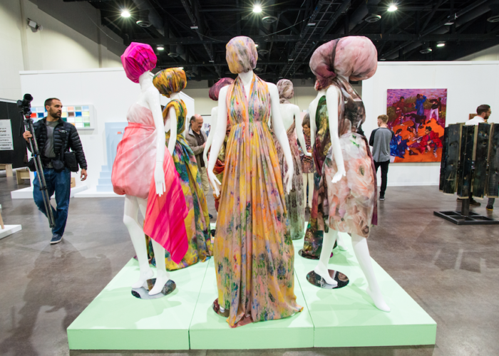 RISD 2019 Graduate Show and MFA Exhibitions in NYC