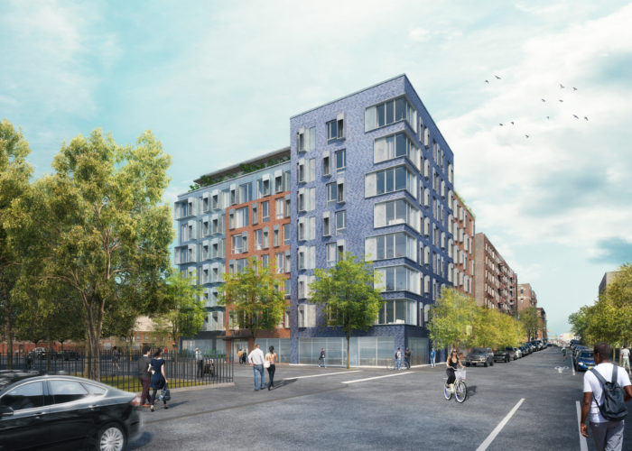 "Magnusson Architecture + Planning Announce Construction of ""The Bryant,"" a 100% Affordable-Housing Development in the Bronx"
