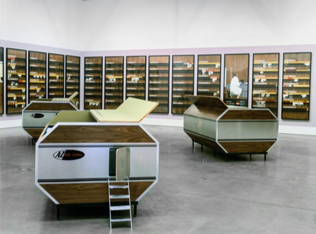 Archives of American Art Announces Major Gift of Records of Andrea Rosen Gallery