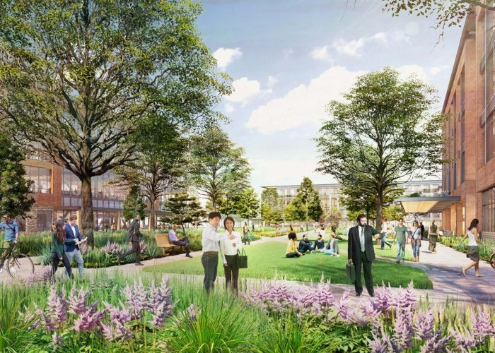 SWA Group Chosen to Create Landscape Master Plan for Walmart Home Office