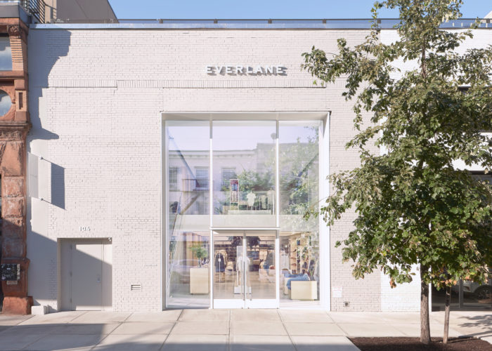 Bohlin Cywinski Jackson Designs Largest Everlane Store to Date in Williamsburg, Brooklyn
