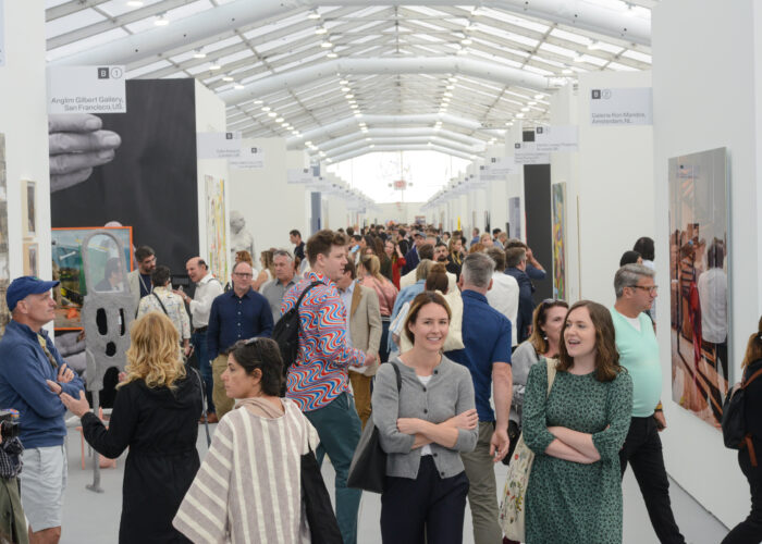 UNTITLED, ART Closes with Solid Sales and Sold Out Booths, Emmanuel Van der Auwera wins Otazu Art Prize and other Highlights