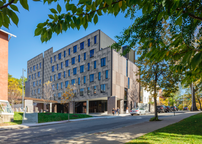 Rhode Island School of Design Opens First Newly Constructed Residence Hall in 34 Years