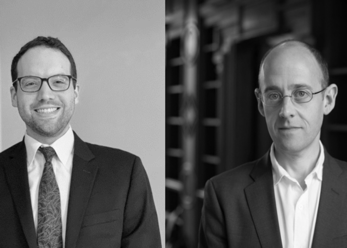 Archives of American Art, Smithsonian Institution Announces the Appointments of Ben Gillespie as Oral Historian and Jacob Proctor as the Gilbert and Ann Kinney New York Collector