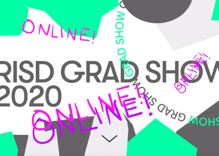 Rhode Island School of Design's Grad Show 2020 Now on View