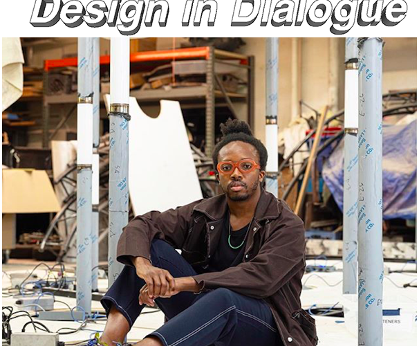 Friedman Benda presents DESIGN IN DIALOGUE – Episode 52: EKENE IJEOMA