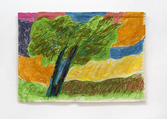 Galerie Lelong & Co., New York presents Etel Adnan: Seasons