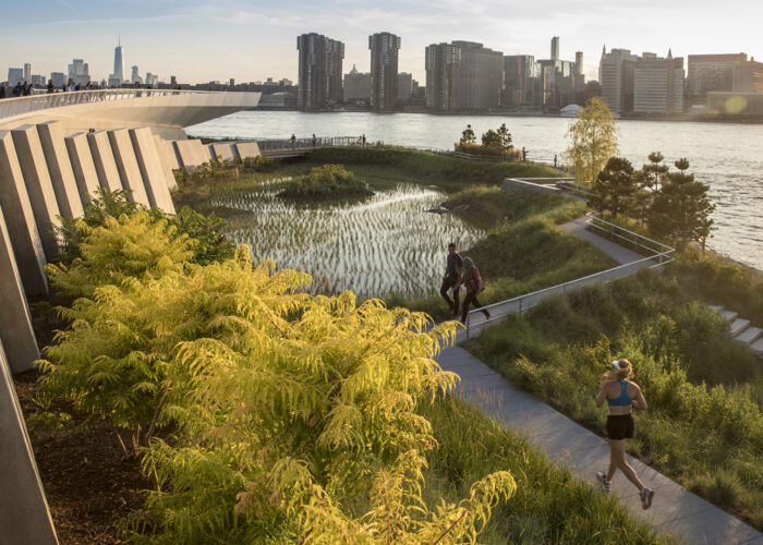 HUNTER'S POINT SOUTH WATERFRONT PARK AWARDED 2020 ULI NEW YORK AWARD FOR EXCELLENCE IN DEVELOPMENT & AWARD FOR EXCELLENCE IN DESIGN