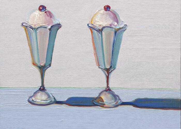 "Acquavella Galleries Palm Beach Presents ""Wayne Thiebaud"" On View December 20, 2020 – February 20, 2021"