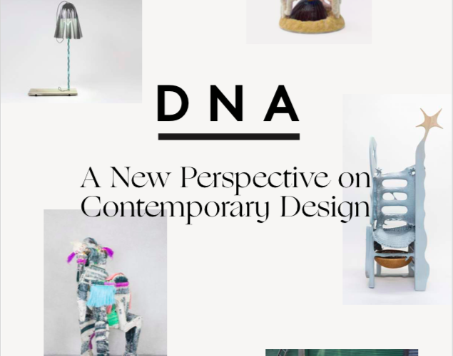 Friedman Benda announces DNA, an online exhibition and collaborative essay project with Galerie kreo and Salon 94 Design