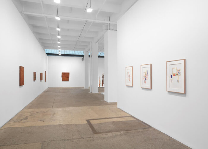 Galerie Lelong & Co. Presents: Mildred Thompson Throughlines: Assemblages and Works on Paper  from the 1960s to the 1990s