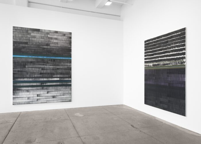Galerie Lelong & Co., New York Presents Juan Uslé: HORIZONTAL LIGHT.