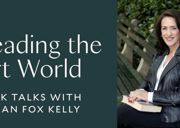 Megan Fox Kelly Announces Reading the Art World, A New Live Interview Series and Podcast with Leading Art World Authors