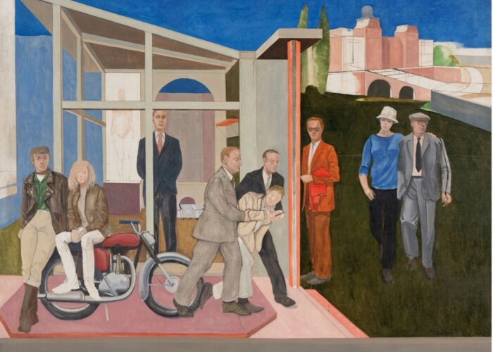 Across three art institutions, retrospective explores the career and influence of Larry Day