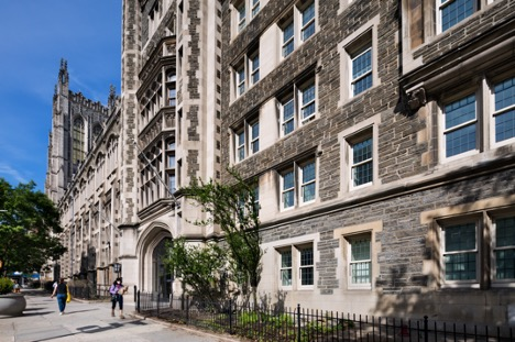 BEYER BLINDER BELLE ANNOUNCES OPENING OF NEW HASTINGS HALL, PART OF THE RENEWAL PLAN FOR UNION THEOLOGICAL SEMINARY's 100-YEAR-OLD CAMPUS