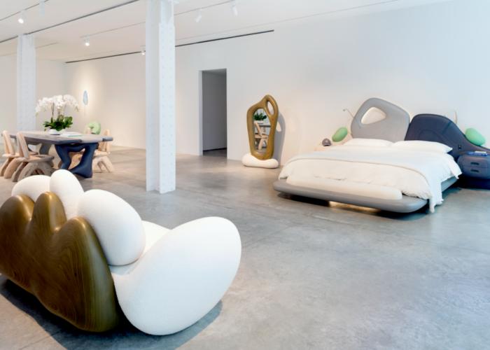 NOW OPEN AT FRIEDMAN BENDA : Daniel Arsham's Objects for Living II